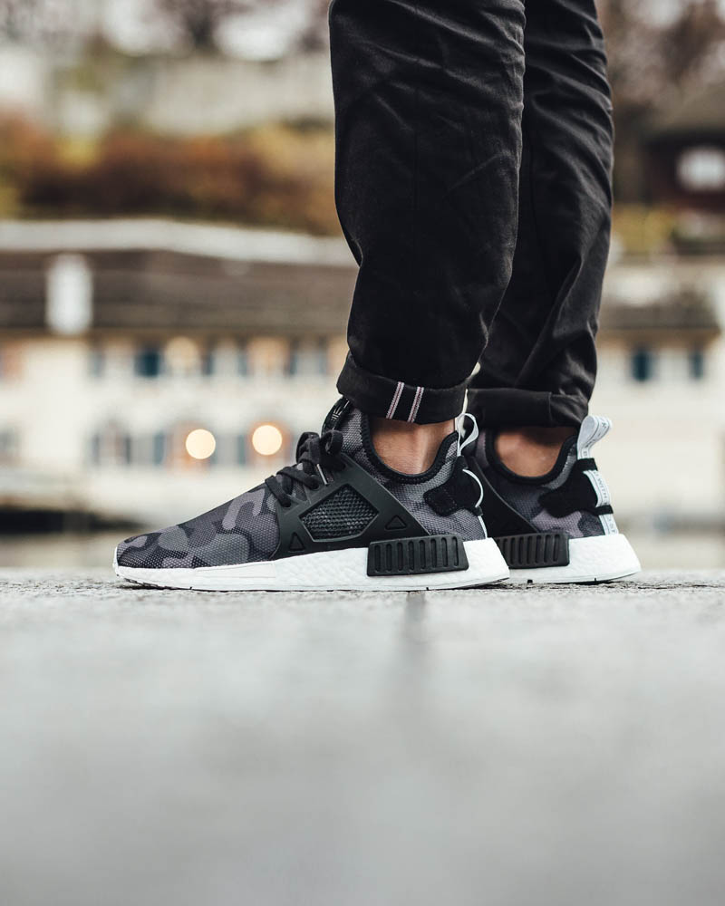 NMD XR1 in Duck Camo