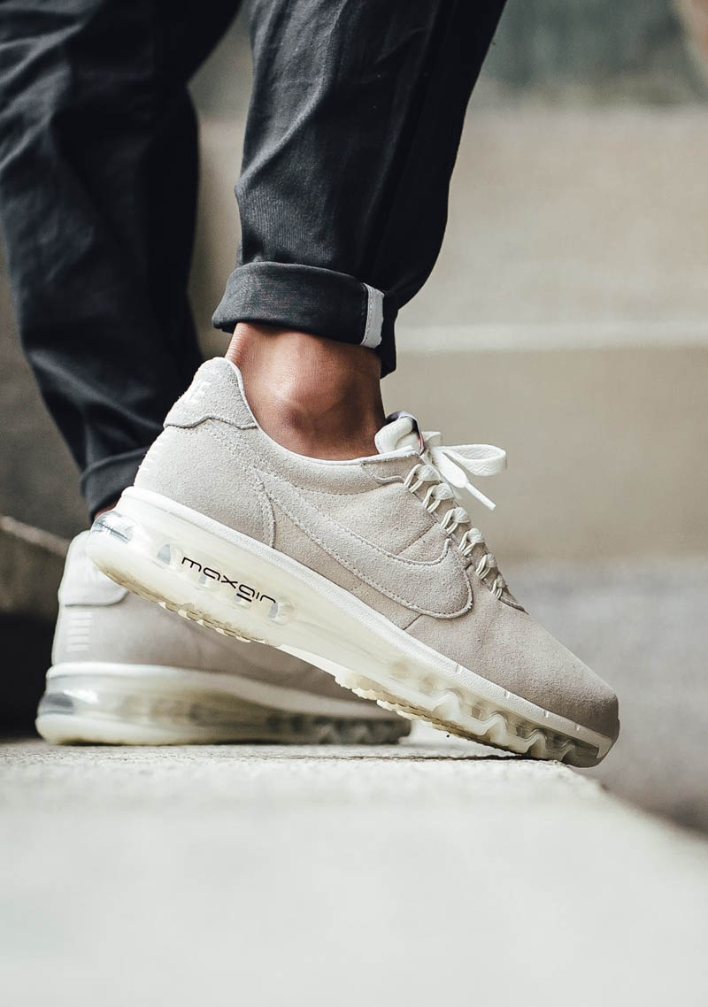 outlet store 834f9 dc3af NIKE Air Max LD Zero Beige | SOLETOPIA