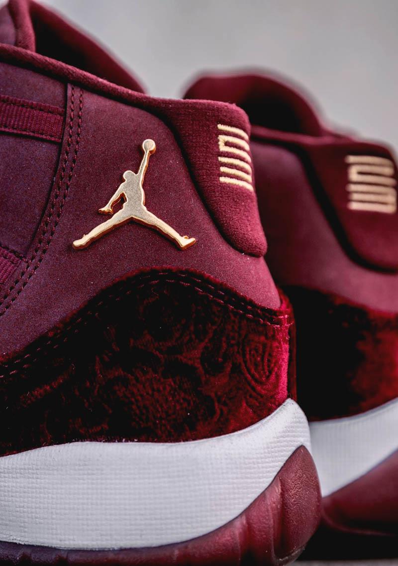 Air Jordan 11 'Red Velvet'