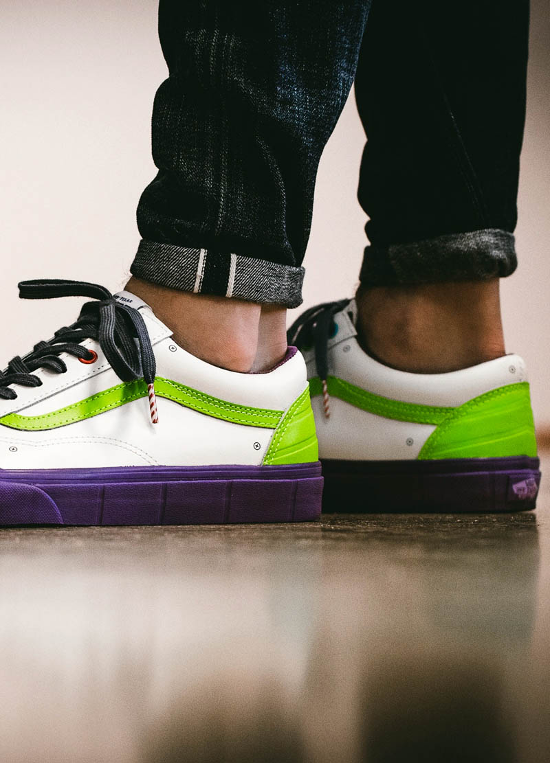 Buzz Lightyear Old Skool