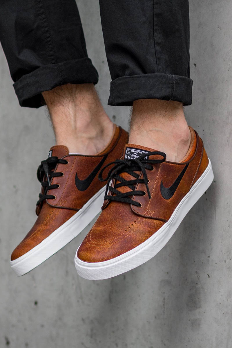 Leather Elite Stefan Janoski