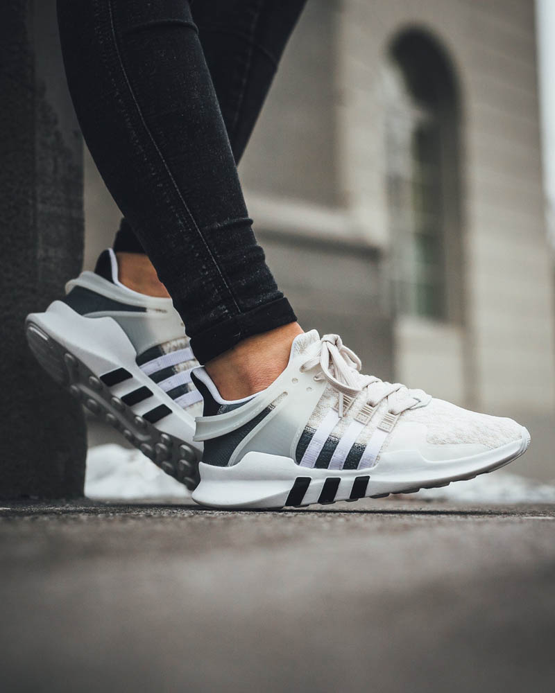 ADIDAS Equipment Support ADV: a modernized take on a vintage '90s runner