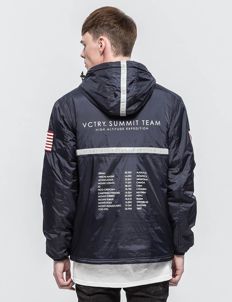 10 DEEP Summit Team Pullover Jacket