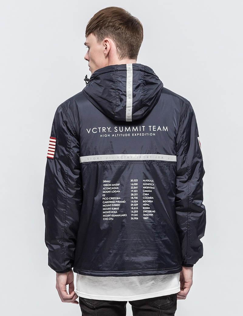 10 DEEP Summit Team Pullover Jacket