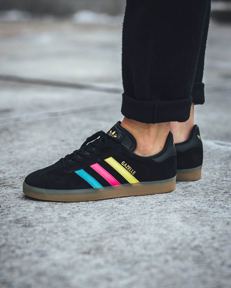 Just one look and you'll fall in love with the all new ADIDAS Gazelle BCP