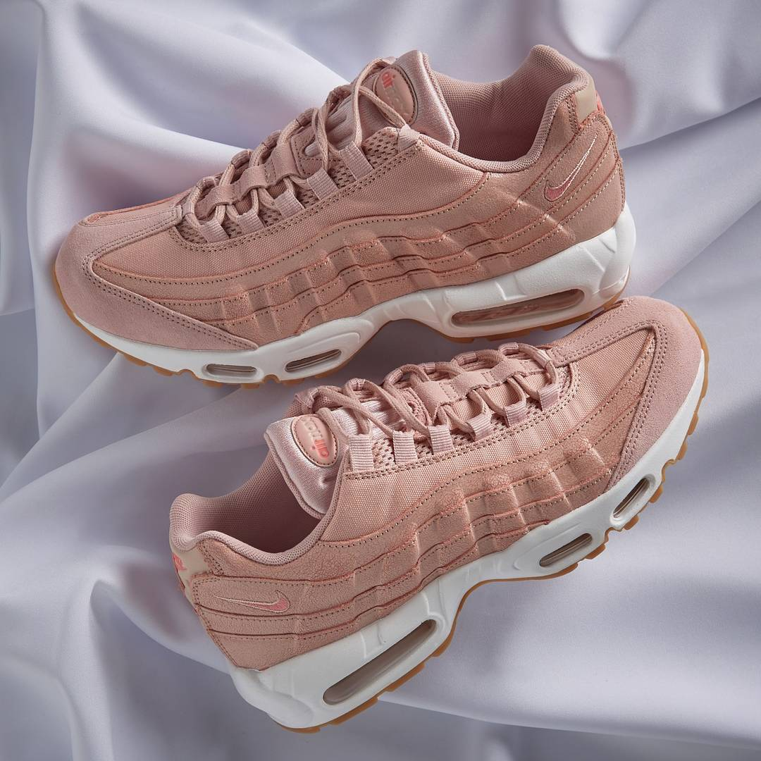 NIKE w Air Max 95 Premium Pink Oxford