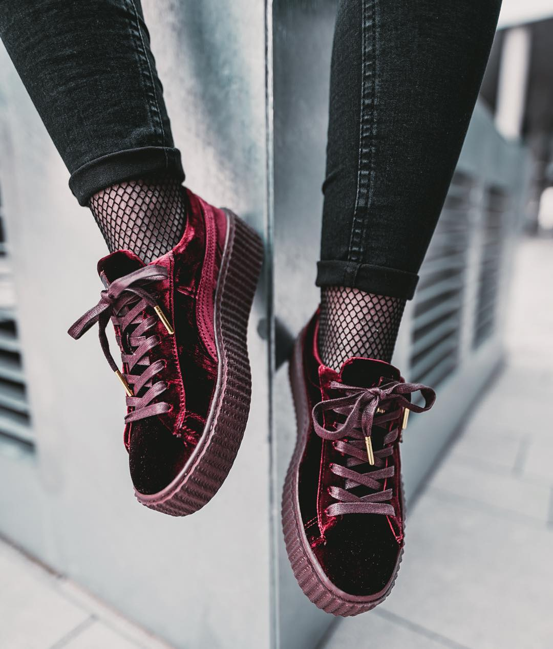 Suede Puma 'Creeper'