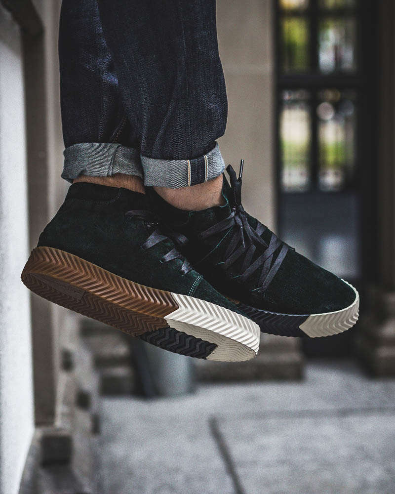 9 Outrageously Dope Must-See Photos from Alexander Wang × adidas Originals Collaboration